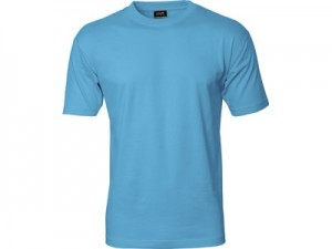 Jo bedre t-shirt, jo flere ser logoet (foto syddesign.dk)